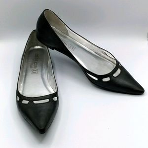 Cathy Jean pointed toe flats
